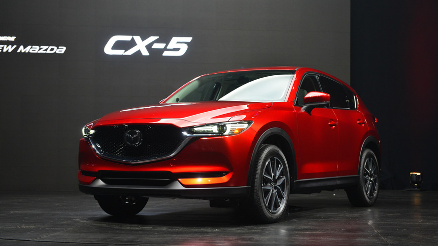 New Mazda CX-5 to finally get diesel engine in the U.S.