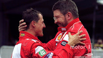 Schumacher showing encouraging signs