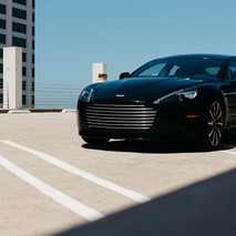 Driving the 2016 Aston Martin Rapide S is an Emotional Affair