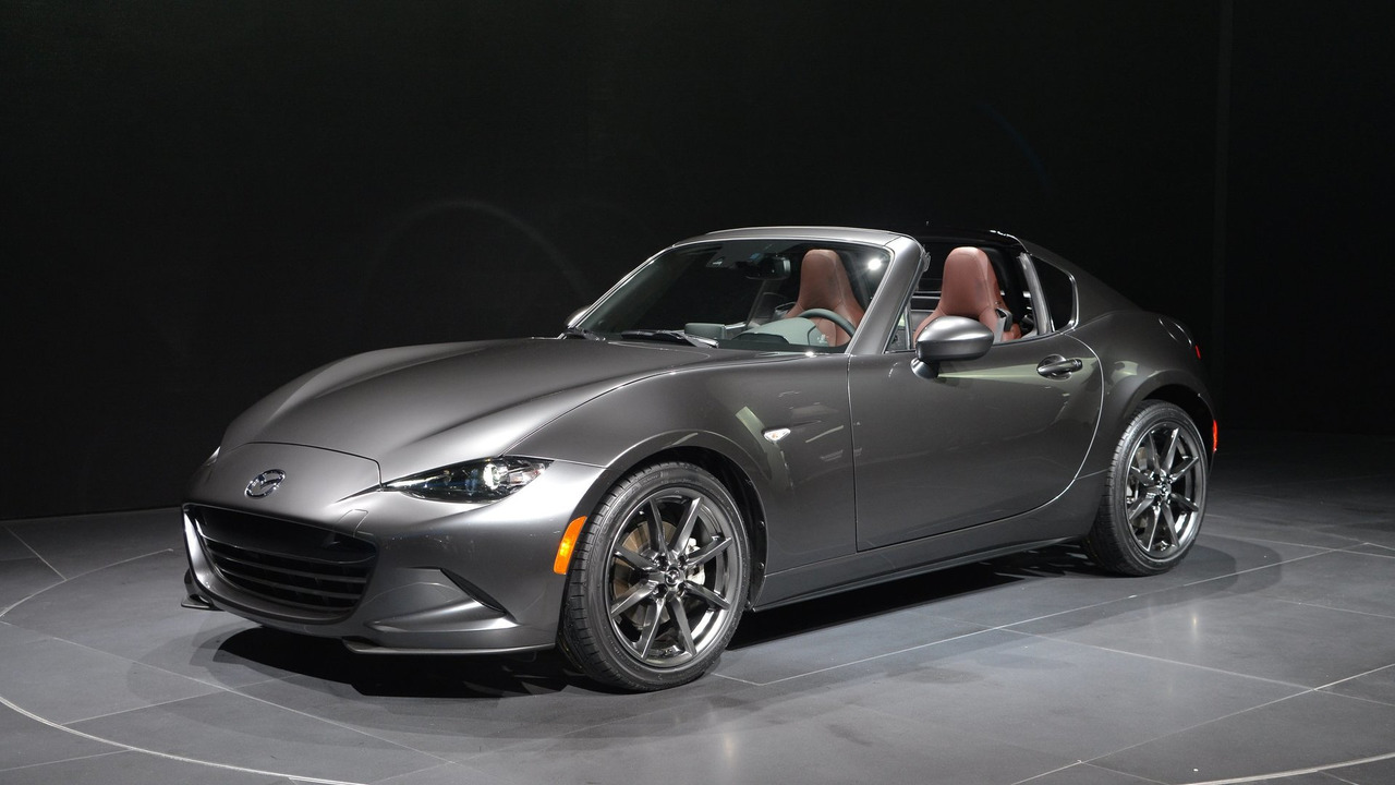 Mazda MX-5 RF à New York