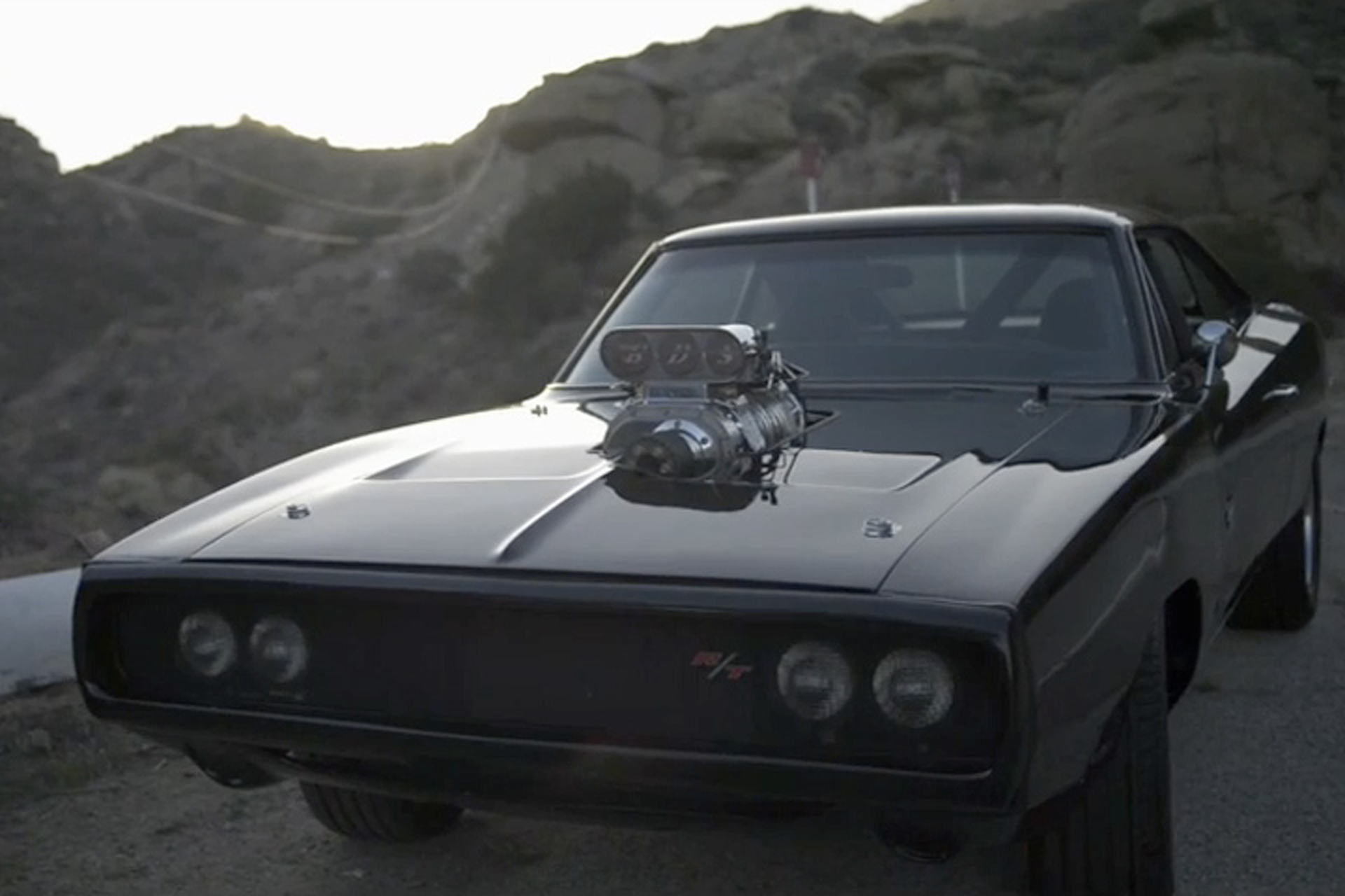 Behind the Wheel of Vin Diesel's 'Fast and Furious' Charger [Video]