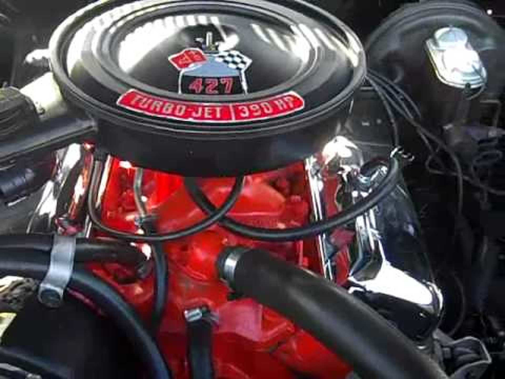 1969 CHEVY IMPALA SS 427 MOTOR 4 SPEED FOR SALE!