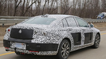 2018 Buick Regal spy photo