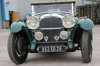 Your Ride: 1932 Alvis Speed 20 SA