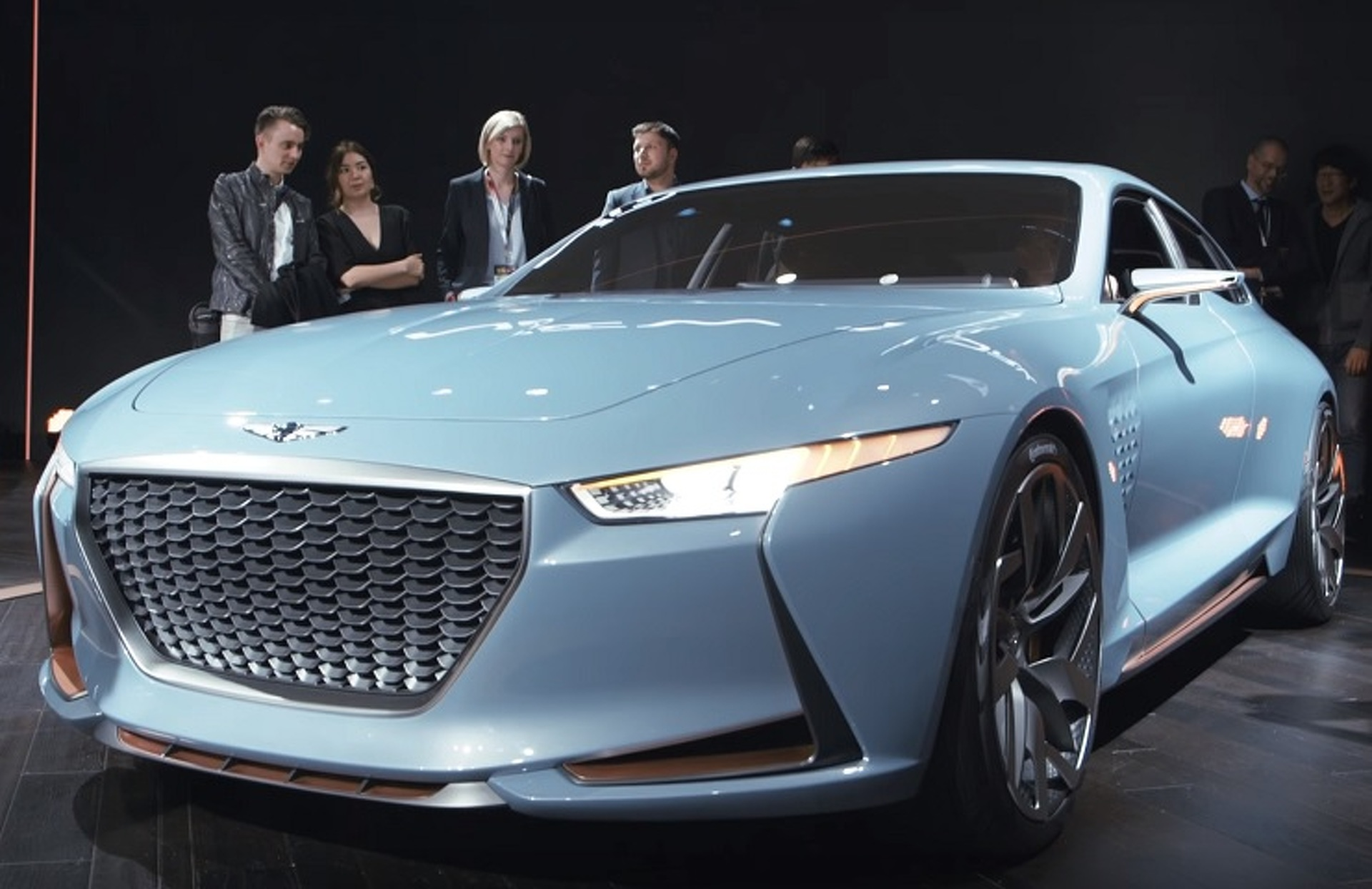 Genesis Has The Luxury Market Dead In Its Sights With Sporty New - Sporty new cars 2016