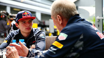 Verstappen: Red Bull move already 'on paper' before Kvyat swap