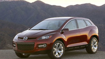 All New Mazda CX-7 to be Launched in 2006