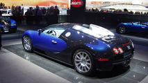 Great Interest for Bugatti Veyron 16.4