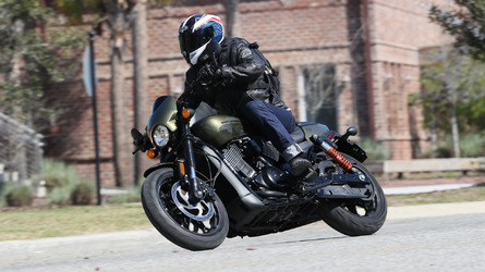 First Ride: 2017 Harley-Davidson Street Rod