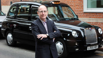 New London Cab by London Taxi Company