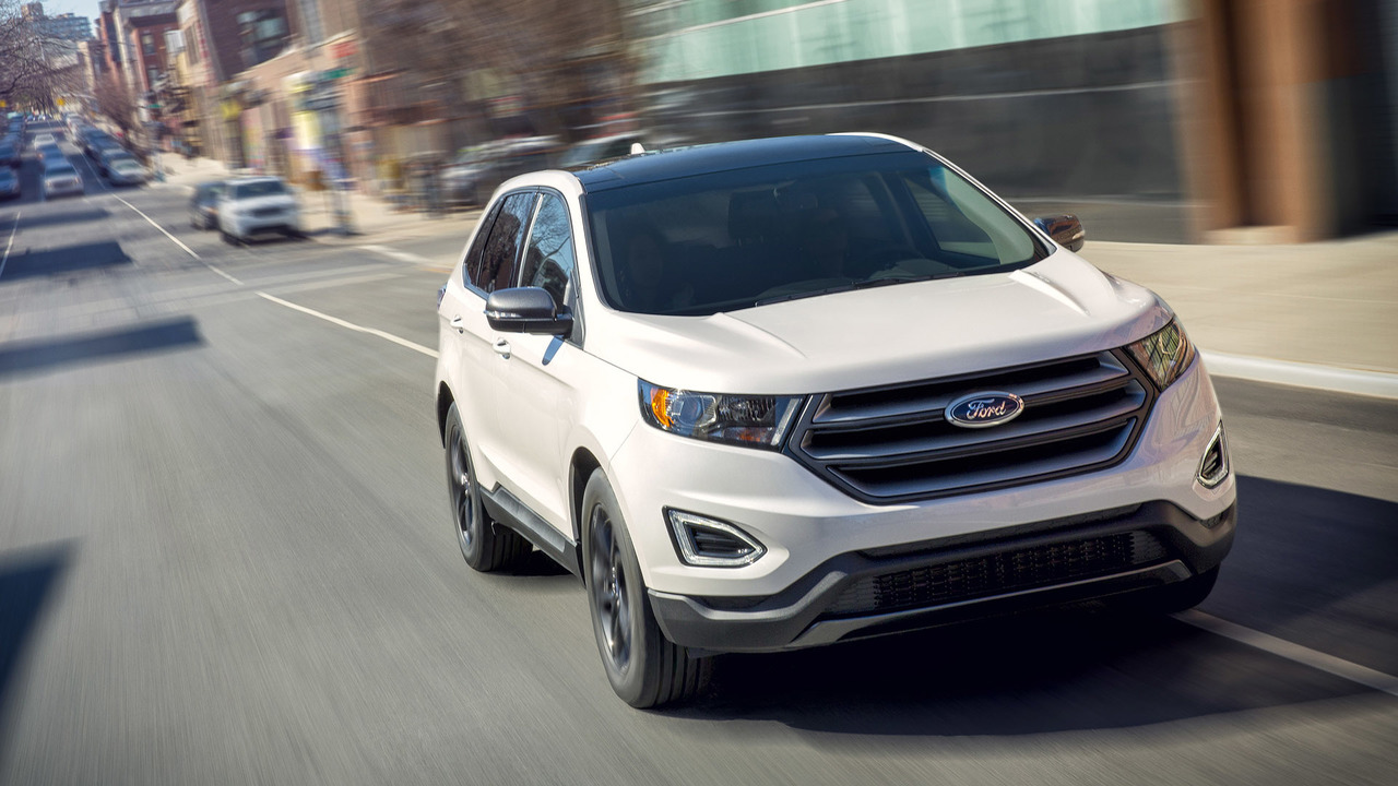 Ford Edge Vignale Review  Ford Edge Adds Visual Flair With New Sel Sport
