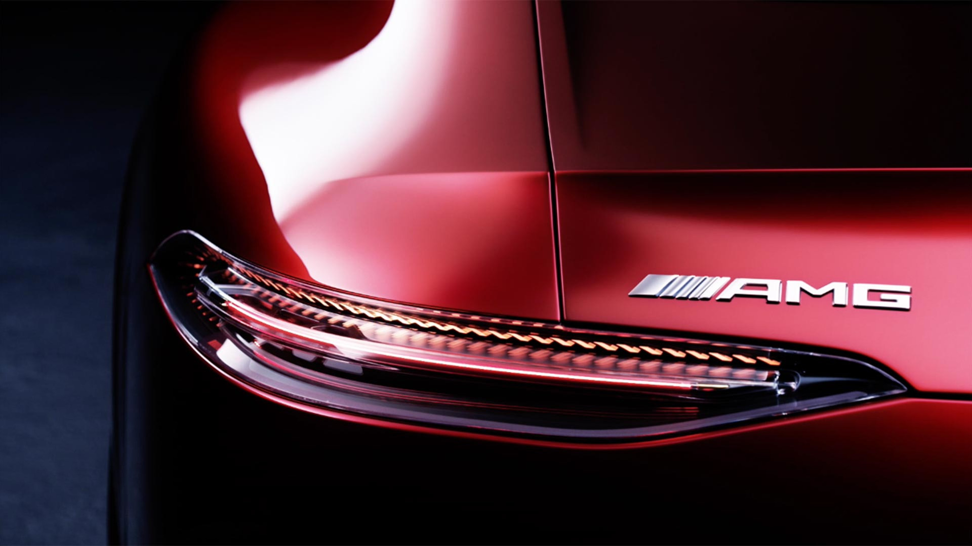 Mercedes-AMG GT Concept shows off its curves in teaser video product 2017-03-05 18:00:02