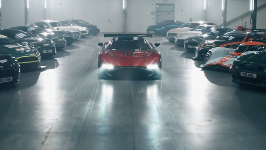 What Exactly Is Aston Martin Teasing In This Video?