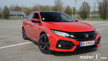 2017 - Honda Civic 1,8l Sport