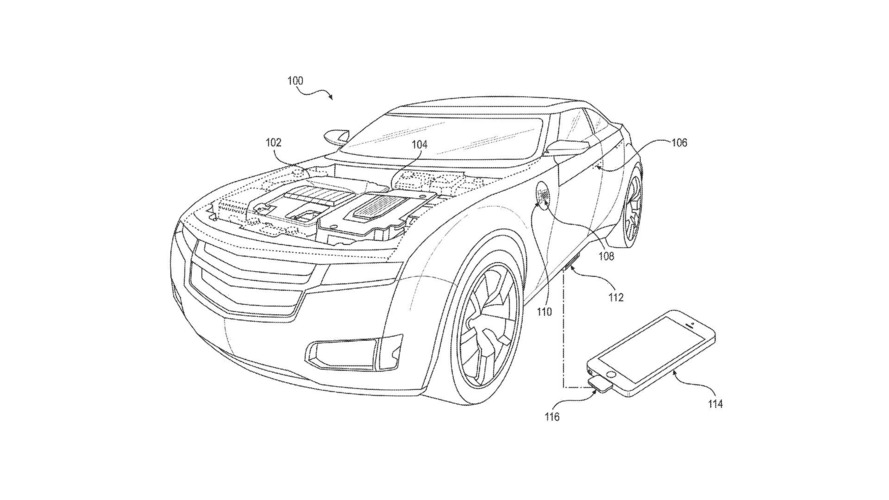 Faraday Future Patents Show Deep, Deep Cell Phone Integration