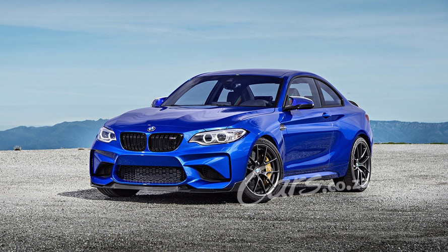 Upcoming BMW M2 CS Could Look Like This