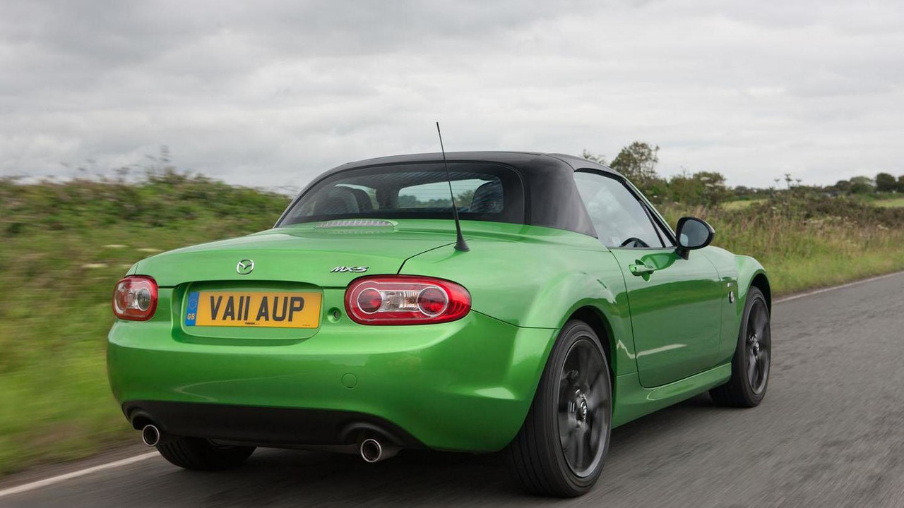 Mazda MX-5 Black Edition - 26.7.2011