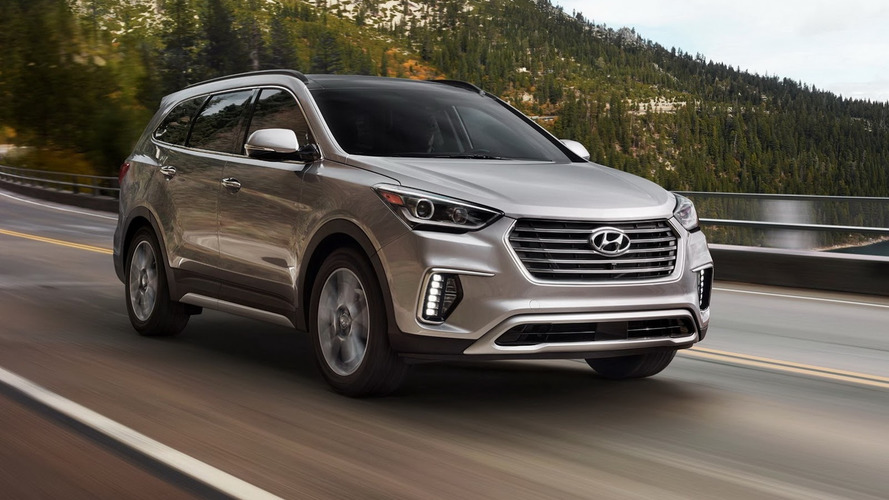 Hyundai Recalls Over Half Million Crossovers