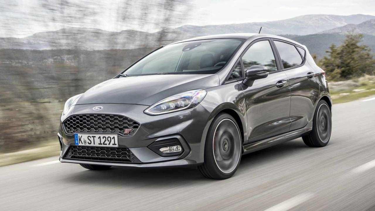 2018 ford fiesta st first drive still the best. Black Bedroom Furniture Sets. Home Design Ideas