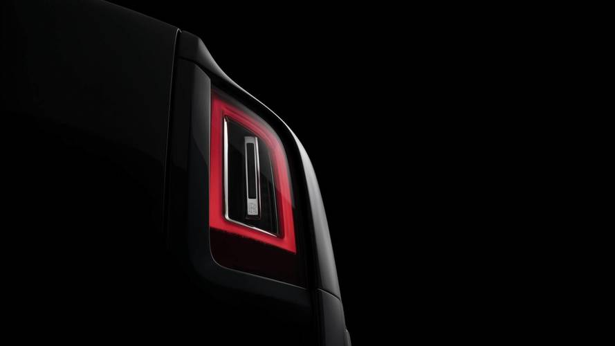 Rolls-Royce teases Cullinan ahead of official reveal