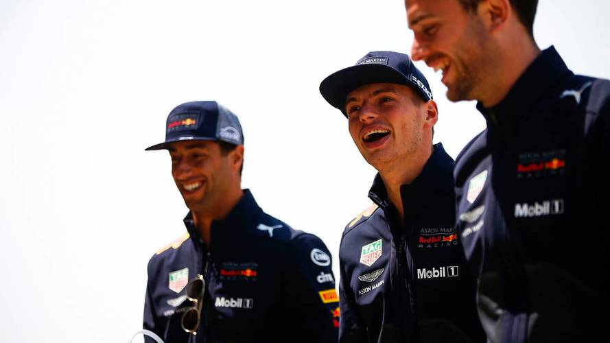 Fórmula 1 - Red Bull Racing no Grande Prêmio da China