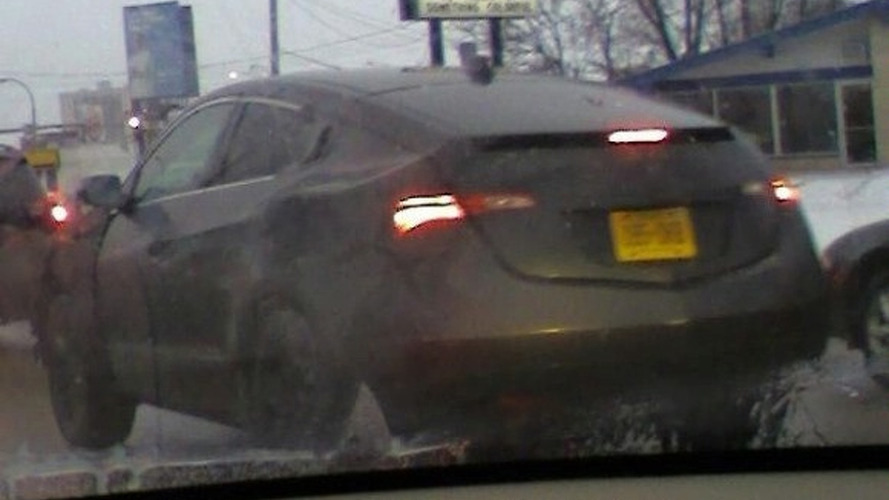Spied: Acura Working on BMW X6 Competitor