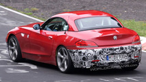 BMW Z4 with M-Sport Package Caught Testing on Nurburgring