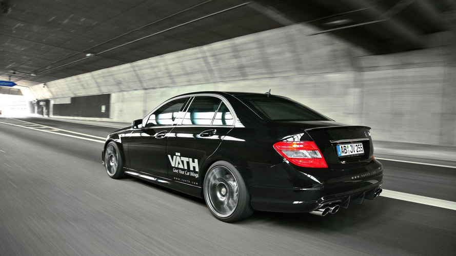 VÄTH turbo kit for Mercedes 250 CGI models with 266hp