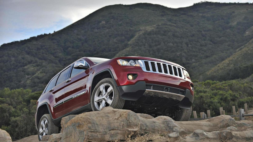Jeep Grand Cherokee diesel announced for Europe