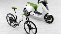 smart ebike and smart escooter 30.09.2010