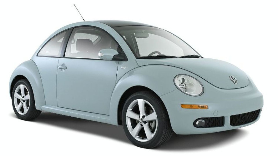 Volkswagen New Beetle involved in bizarre recall