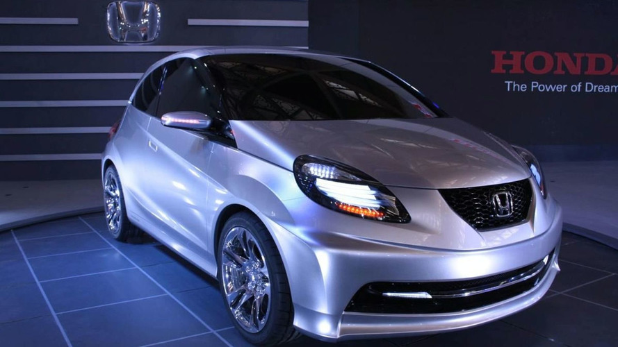 Production ready Honda New Small Vehicle Concept to debut in Thailand
