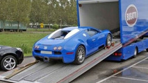 Bugatti Veyron for Sale with Matching Transport Truck