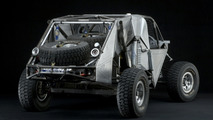 Volkswagen-Red Bull Baja Race Touareg TDI Trophy Truck Chassis