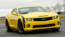 Hennessey 2010 HPE700 Camaro in rally yellow - 800