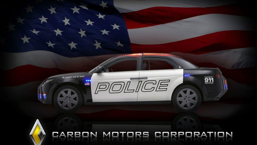 Carbon Motors receives 10,000 orders for first purpose built police car