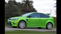Update: Focus RS