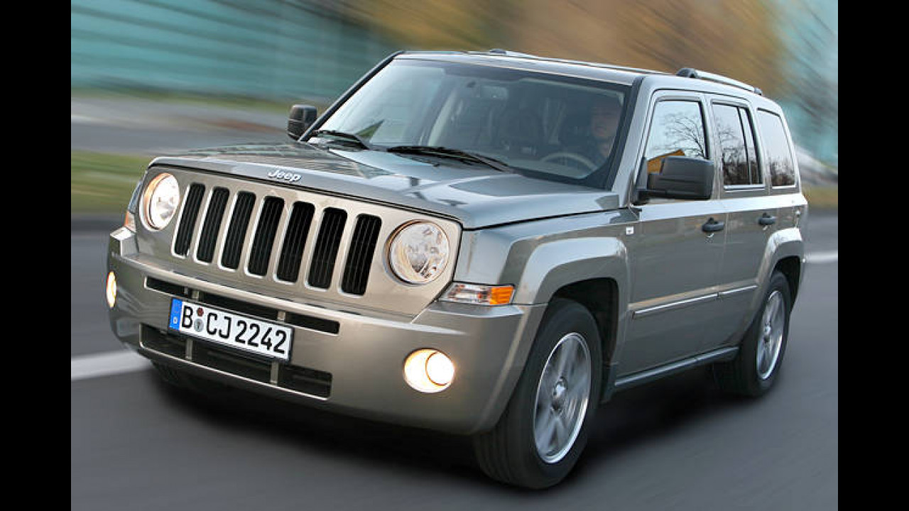 Jeep Patriot 2.0 CRD Sport
