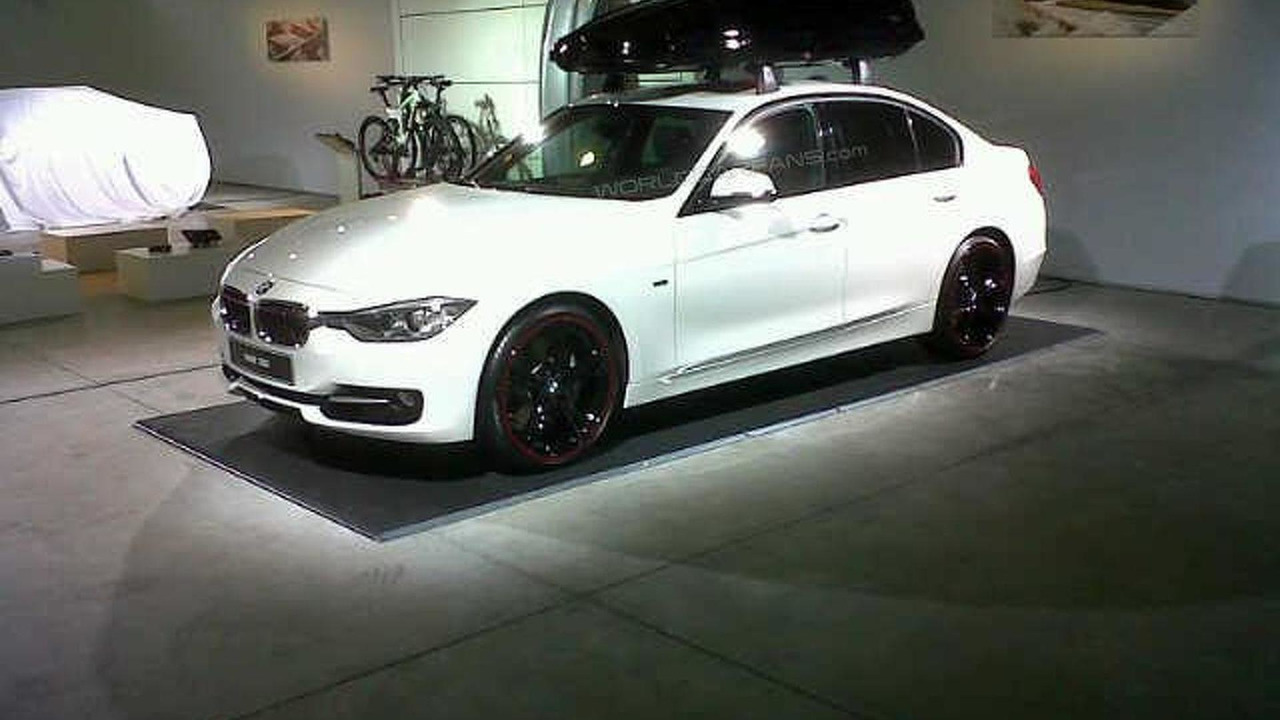 Photos Of BMW Series M Sport With M Performance Accessories At - 2012 bmw 335i m sport package