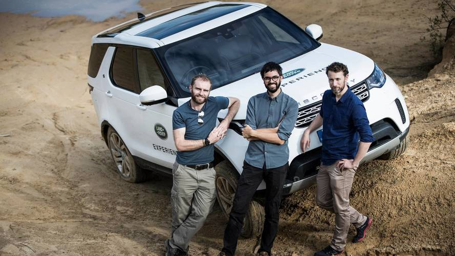 Land Rover Discovery set to help kids learn about water