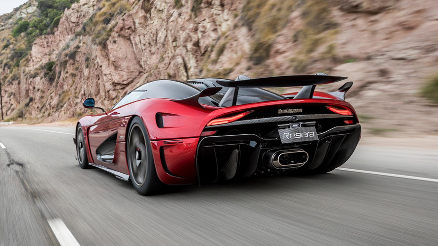Electric Koenigsegg Could Happen, But There's The Issue Of Noise