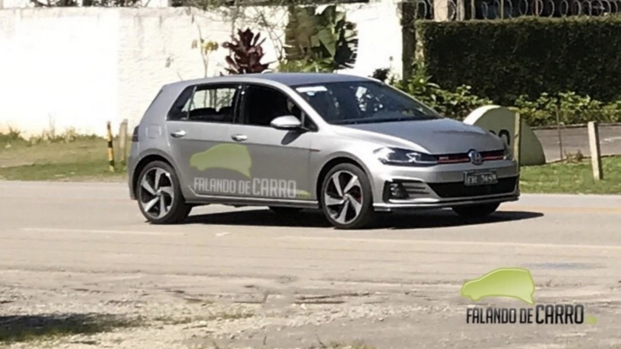Flagra - VW Golf GTI 2018