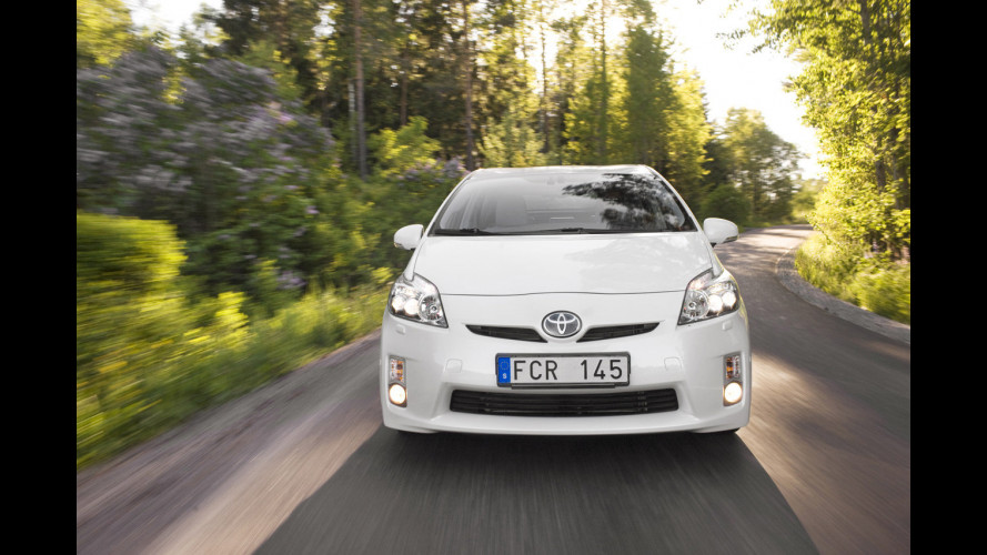 World Car of The Year 2010: le finaliste
