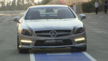 2013 Mercedes-Benz SL63 AMG screenshot, 1100, 21.02.2012