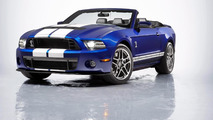 Last 2014 Shelby GT500 Convertible to be auctioned