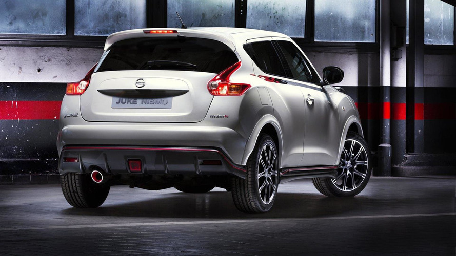Nissan to offer Nismo & Nismo RS variants of the Juke, GT-R and 370Z - report