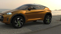 Nissan Extrem concept unveiled in Sao Paulo