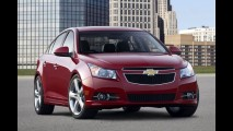Chevrolet suspende as vendas do Cruze nos EUA sem explicação