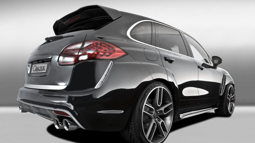 Porsche Cayenne II by Caractere Exclusive