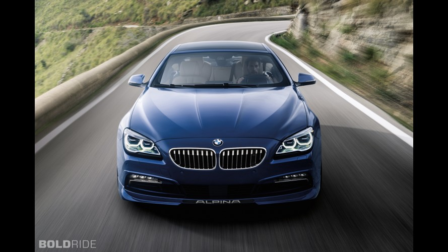 Alpina BMW B6 xDrive Gran Coupe